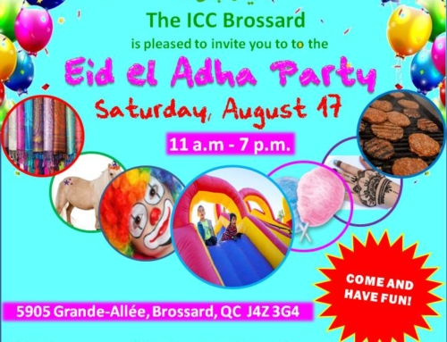 Posponement of the Eid  Celebration for Kids has been
