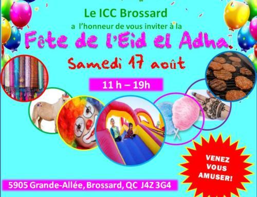 Report de Célébration de l'Aïd al Adha pour les Enfants
