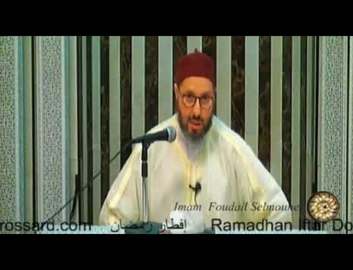 Ramadan 2020 Welcome Message – Imam Foudil